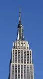 Ciérrese encima del Empire State Fotos de archivo