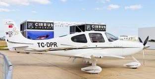 Cirro SR22 imagens de stock
