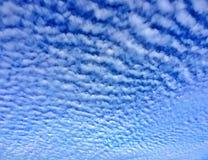 Mackerel sky Royalty Free Stock Photography