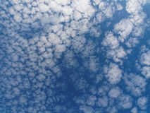 Cirrocumulus Sky 1 Stock Photography