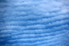 Cirrostratus Clouds Mackerel Sky Royalty Free Stock Photos