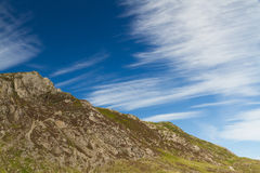 Cirrus cloud Royalty Free Stock Photography