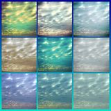 Cirrus Clouds Galore 2.0 Stock Photography