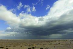 Cirrus spissatus cloud Stock Photos