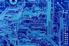 Cirtuic computer Stock Afbeeldingen