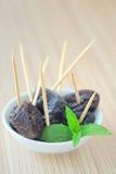 Ciruelos secados Imagen de archivo libre de regalías