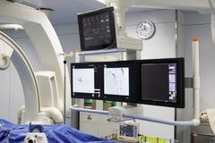 Cirugía como mínimo invasor Imagen de archivo
