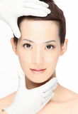 Cirugía cosmética Foto de archivo libre de regalías