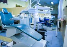 Cirugía de la estomatología Foto de archivo libre de regalías