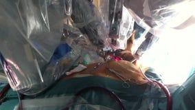cirugía Robot-asociada metrajes