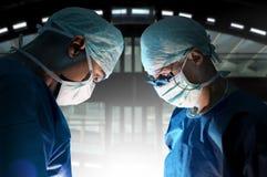 Cirugía Imágenes de archivo libres de regalías
