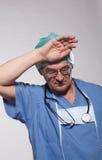 Cirujano Fotografía de archivo libre de regalías