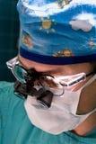 Cirujano pediátrico Foto de archivo libre de regalías