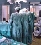Cirujanos Imagen de archivo libre de regalías