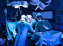 Cirujanos Imágenes de archivo libres de regalías