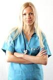 Cirurgião bonito fotos de stock royalty free