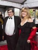 Cirurgião Laura Esserman Arrives do câncer da mama na gala do tempo 100 Imagem de Stock Royalty Free