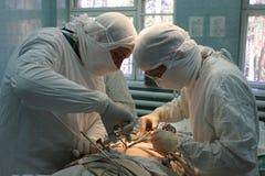 Cirurgia Imagens de Stock Royalty Free