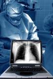 Cirurgia imagem de stock