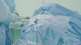 Cirurgia Laparoscopic do abdômen filme