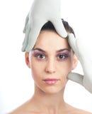 Cirurgia plástica Fotos de Stock Royalty Free