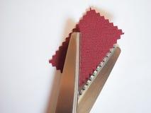 Cisaillements de perforation Photos stock