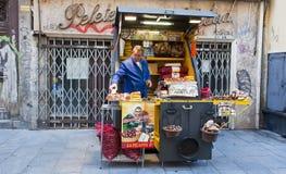 cisawa grilla sprzedaży ulica Obraz Royalty Free