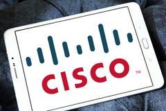 Cisco logo Stock Photo