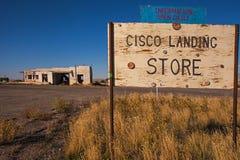 Cisco que aterriza 1693 Imagen de archivo