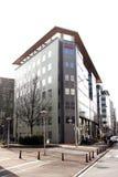 Cisco systembyggnad i Frankrike Royaltyfri Foto
