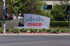 Cisco Systems World Headquarters Stock Image