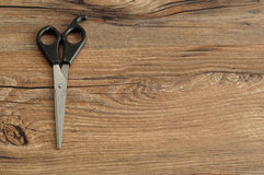 Ciseaux de découpage de cheveu Photographie stock