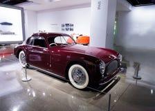 1947年Cisitalia 202小轿车 免版税库存图片