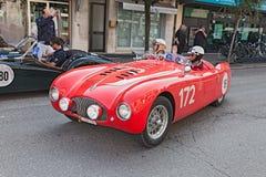 Cisitalia 202 de Spin van SMM Nuvolari (1947) Royalty-vrije Stock Fotografie