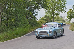 Cisitalia 202 SC berlinetta Pinin Farina (1948) in Mille Miglia Stock Photo