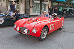 Cisitalia 202 SMM Nuvolari Spider (1947) Royalty Free Stock Photography
