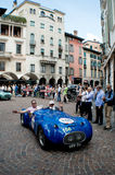 Cisitalia 202 SMM Spider at Mille Miglia 2015 Royalty Free Stock Photography