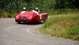 CISITALIA  220 SMM Spider  1948 Royalty Free Stock Image
