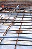 Ciskać betonowe podłoga Obraz Stock