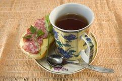 ściska herbaty Obraz Stock