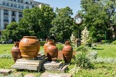 The Cismigiu Gardens Stock Images