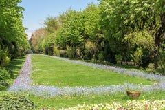 The Cismigiu Gardens (Parcul Cismigiu) In Bucharest Stock Photo