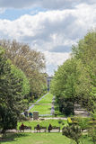 The Cismigiu Gardens (Parcul Cismigiu) In Bucharest Stock Images