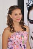 Cisne preta, Natalie Portman Fotos de Stock Royalty Free