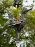Cisne tailandesa da arte Foto de Stock