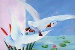 Cisnes libre illustration