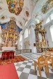 Cisterciënzer Stams-Abdij in Imst, Oostenrijk Stock Fotografie