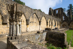 Cistercian abbey of notre dame orval belgium beer trapista Royalty Free Stock Photos