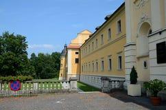 Cistercian Abbey in Rudy. Near Raciborz in Poland Stock Photos