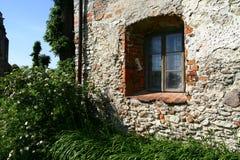 Cistercian abbotskloster i Sulejow Royaltyfria Bilder